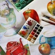 Iinspirační kurz Akvarel