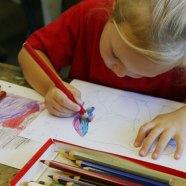 Malování pro děti předškolního věku
