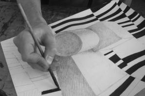 Z Inspiračního kurzu 2014 - Kubismus